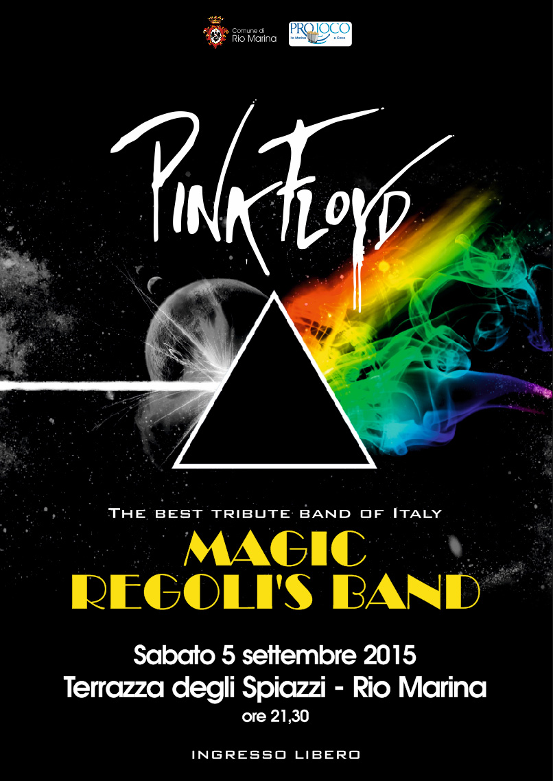 Magic' Regolis Band- Concerto Tributo ai Pink Floyd